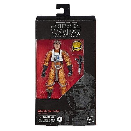 Figura Star Wars The Black Series Pilot Wedge Antilles E4071
