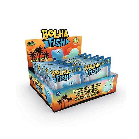 Brinquedo Bolha Fish Animais Marinhos Surpresa Dtc 5229