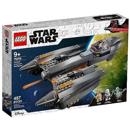 Lego Star Wars Nave Starfighter do General Grievous 75286