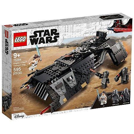 Lego Star Wars Nave de Transporte de Cavaleiros de Ren 75284