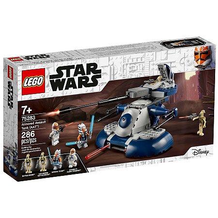 Lego Star Wars Tanque de Assalto Blindado 286 Peças 75283