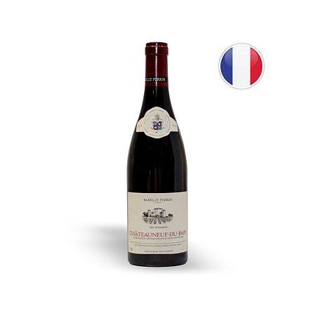 Vinho Francês Tinto Famille Perrin Chateauneuf-De-Pape Les Sinards Garrafa 750ML