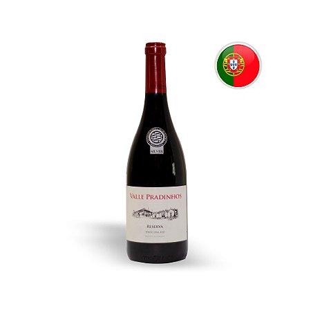 Vinho Português Tinto Valle Pradinhos Reserva Garrafa 750ML