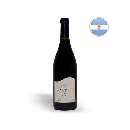 Vinho Argentino Tinto Sauros Pinot Noir Garrafa 750ML