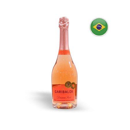Espumante Nacional Rosé Garibaldi Brut Prosecco Garrafa 750ML