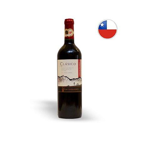 Vinho Chileno Tinto Ventisquero Classico Cabernet Sauvignon Garrafa 750ML