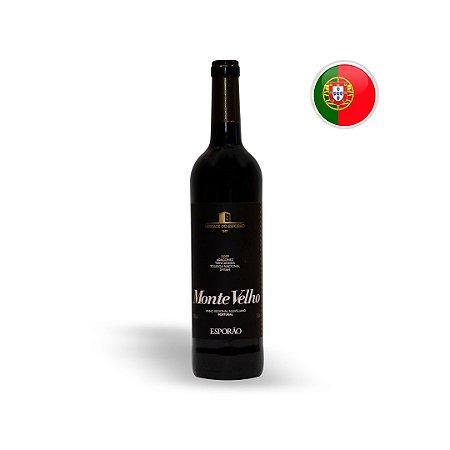Vinho Português Tinto Monte Velho Garrafa 750ML