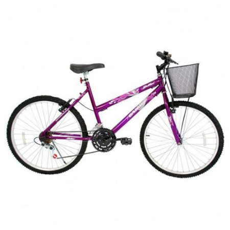 Bicicleta Cairu Aro 26 Bella 21V