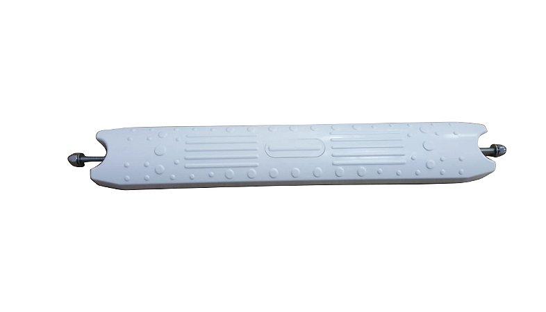 Degraus de Escada - ABS - Branco - Quantidade de 10 a 30
