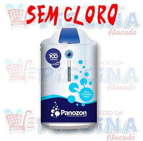 Ozônio - Panozon P+15 para Piscinas de até 15000 litros - Residencial - Quantidade de 02 a 05