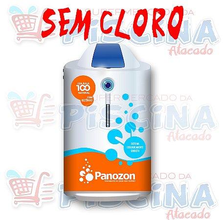 Ozônio - Panozon P+85 para Piscinas de até 85000 litros - Residencial  - Quantidade de 02 a 05