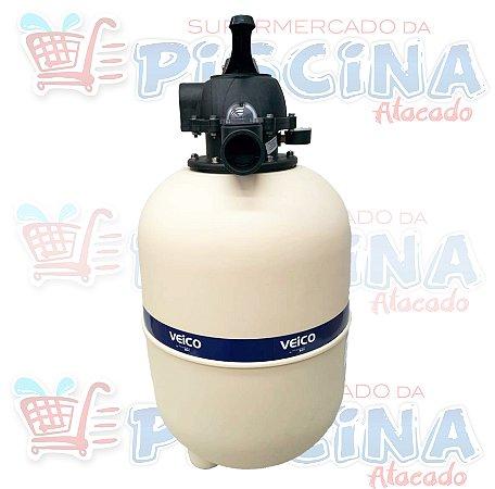 Filtro para Piscinas - V40  Veico 55m³  - Quantidade de 03 a 10