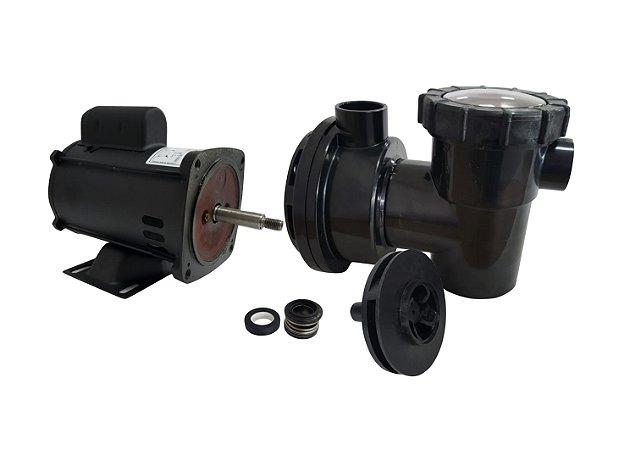Motobomba para Piscina  Cmb 220v  1/4 cv   - 220v  - Quantidade de 03 a 08
