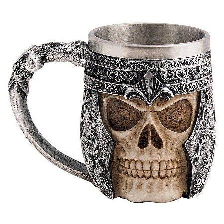 Caneca Viking Skull - Caveira