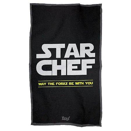 Pano Decorativo Multiuso Star Chef