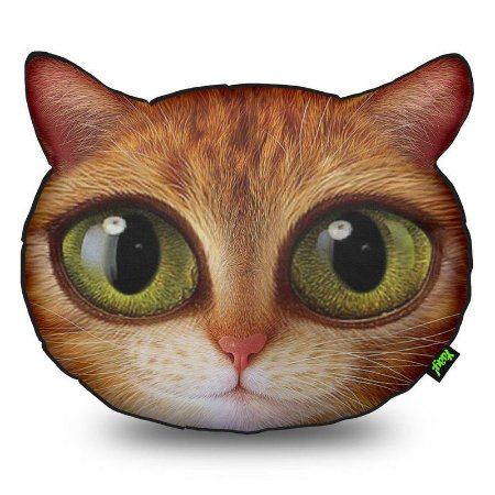 Almofada Big Head Cat