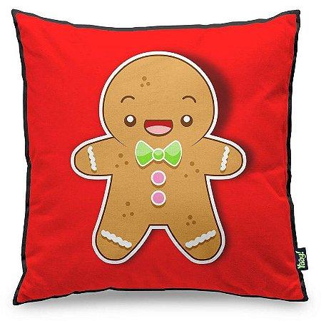 Almofada de Natal Biscoito