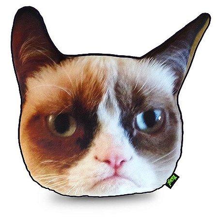 Almofada MEME Grumpy Cat