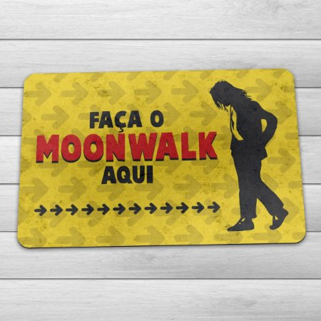 Capacho Eco Slim 3mm Moonwalk