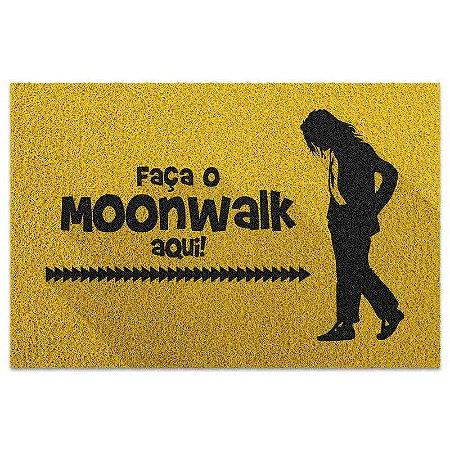 Capacho em Vinil Moonwalk - 60 x 40