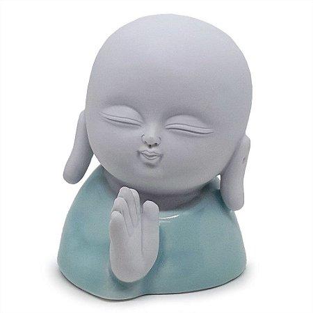 Enfeite de Porcelana Buda 3