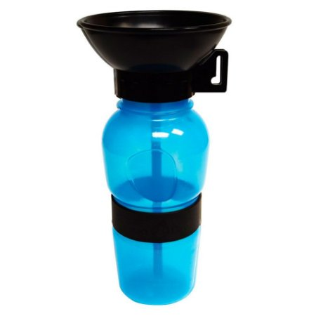 Bebedouro Portátil para Cães Acqua - azul