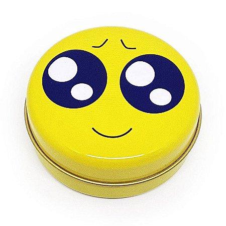 Latinha Emoticon - Emoji Cute Face