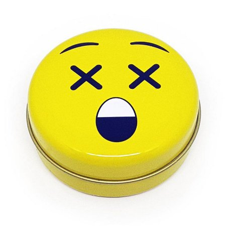 Latinha Emoticon - Emoji Morri