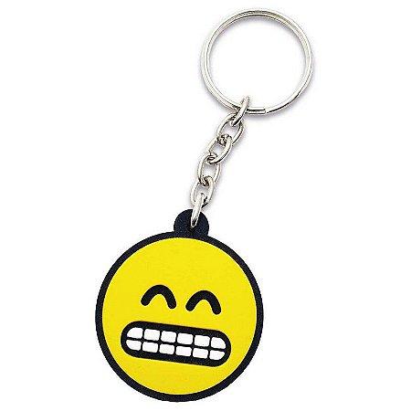 Chaveiro Emoticon - Emoji Ops