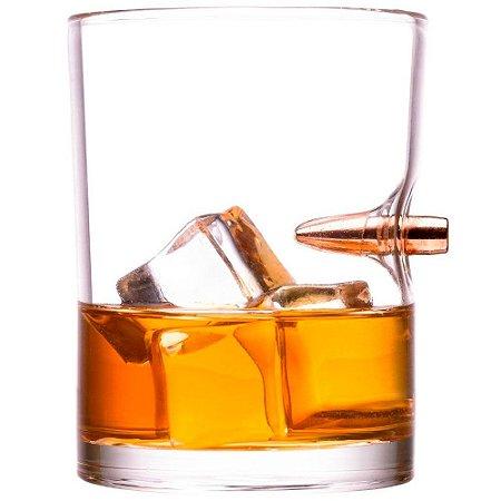 Copo para Whisky à Prova de Bala