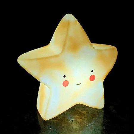 Luminária sem fio Estrela