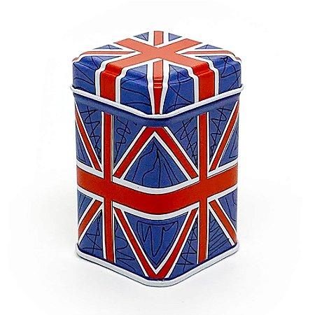 Latinha Reino Unido Bandeira