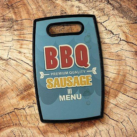 Tábua de Cozinha BBQ Sausage
