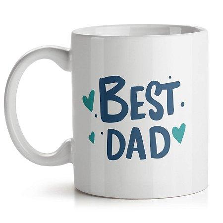 Caneca Dia dos Pais - Best Dad