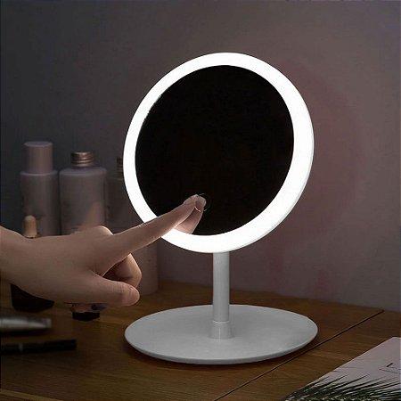Espelho Makeup LED - branco