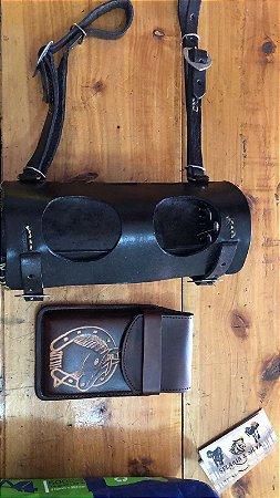 Capa de celular + suporte de jbl