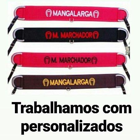 Peitoral Mangalarga Personalizado