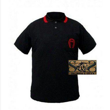 Camisa Polo Mangalarga Masculina- Preta
