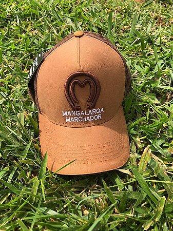 Boné Mangalarga Marrom