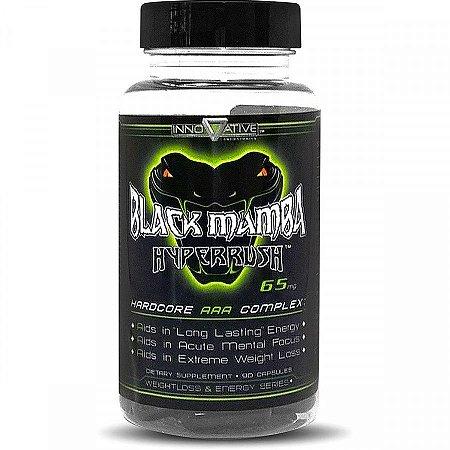 BLACK MAMBA HYPERRUSH (90 COMPRIMIDOS) - INNOVATIVE LABS COM DMAA