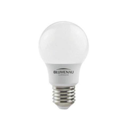 Lâmpada LED A55 E27 7W 560LMS 6500K Luminárias Blumenau