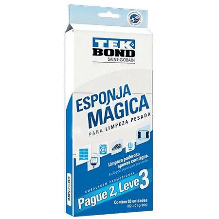 Esponja Mágica 24361000302 Tekbond