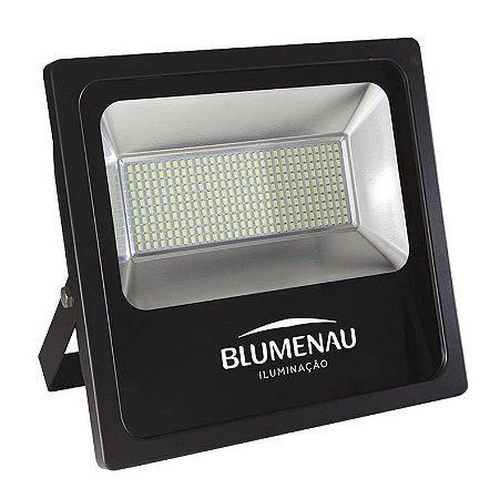 Refletor LED 30W 3000K Slim IP65 137x131mm Blumenau