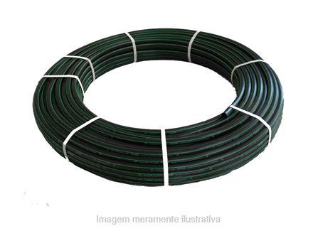 "Mangueira Água Preta/Verde 3/4""x100 MT C/1,5mm Fischer"