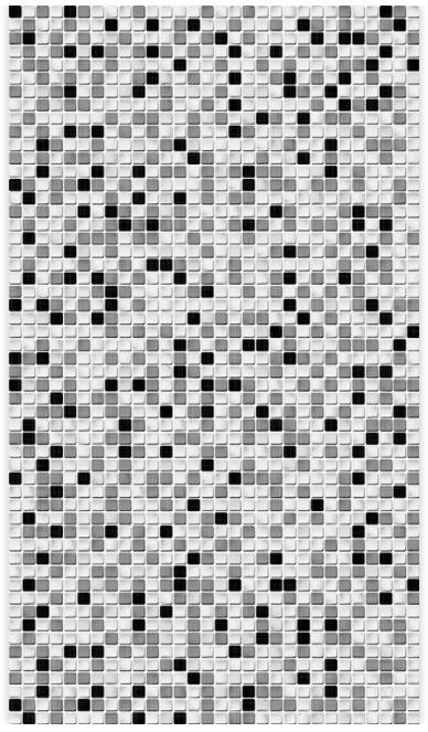 Piso Esmal 32,5X56,5 T.01 LT.1911 2.21MT HD34390 Incefra