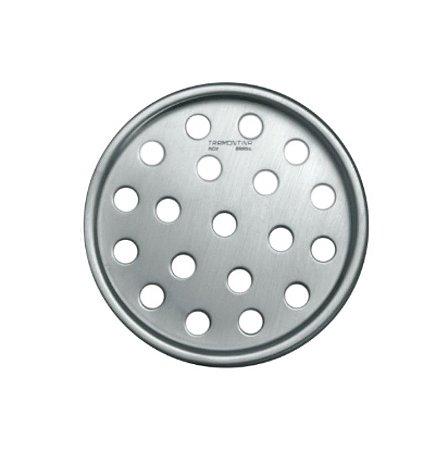 Ralo Redondo em Aço Inox 10 cm Tramontina