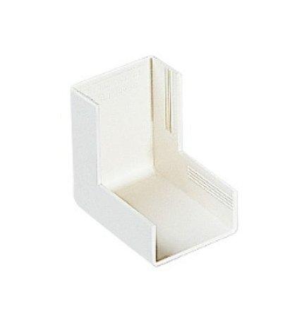 Cotovelo externo 20mmX10mm cor branco Tramontina