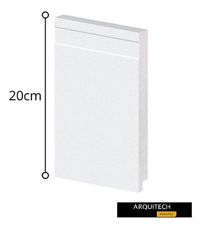 Rodapé Frisado 20x240cm Ref 51020 Arquitech