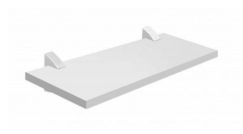 Prateleira Concept Branca 20 x 40 x 1,5cm Prat-K
