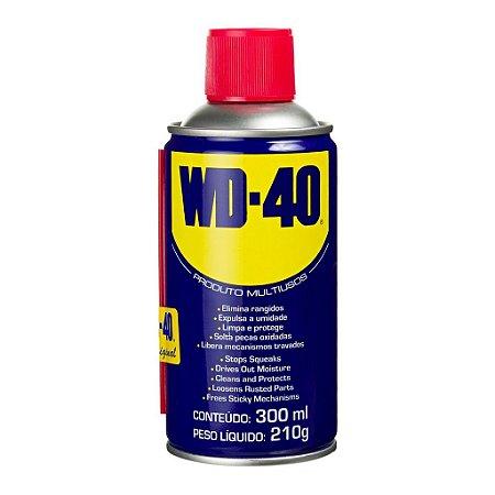 Spray Lubrificante Multiuso 300ml WD-40